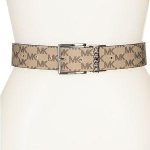 Michael Kors reversible belt